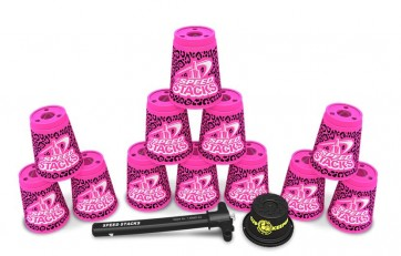Speed Stacks Premium Zippy Leopard<BACK2SCHOOL Sale!!!>